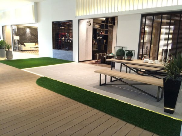 artificial grass for commercial flooring