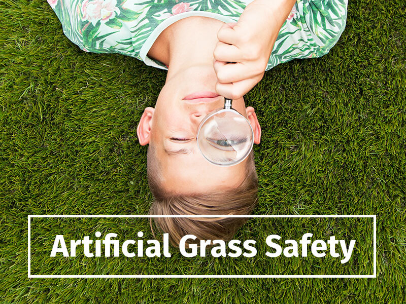 artificial grass safety