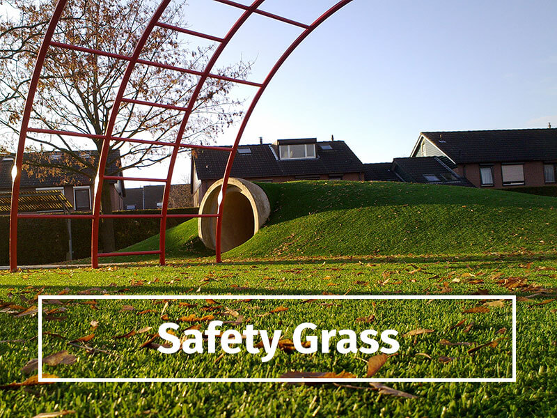 safety grass